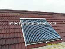 sun power heat pipe solar collector price