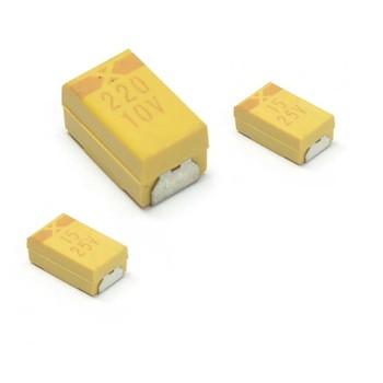 Topamy 10u 16v Chip Smd Tantalum Capacitor - Buy 226 Tantalum Capacitor,Smd  Tantalum Capacitor 10u 16v,Smd Capacitor 330 Product on Alibaba com