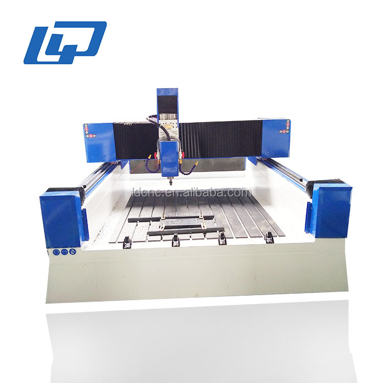 High speed stone carving cnc machine tools for marble granite stone Jinan
