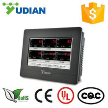 AI-3756P Touch Screen Type Temperature Logger and Controller