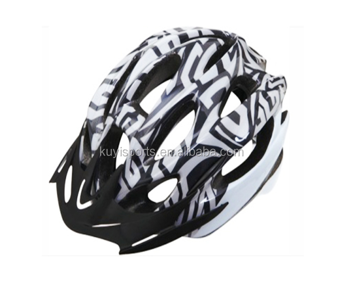 New MTB Mountain Bike Riding Helmet Custom Safety Helmet