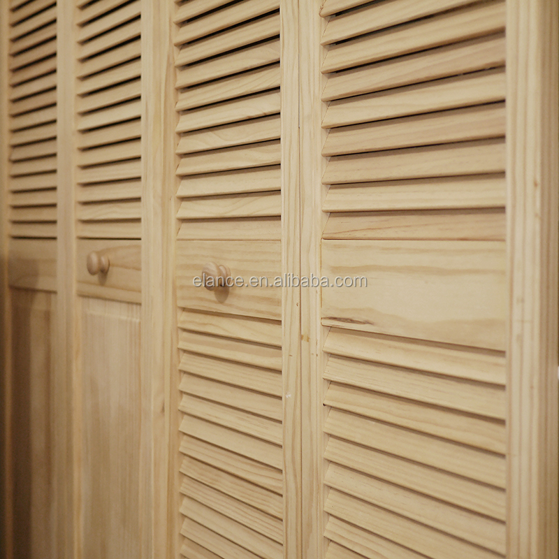 Gabinete Para Baño Madera:Cocina y baño gabinete puerta de renovación con lamas de madera real