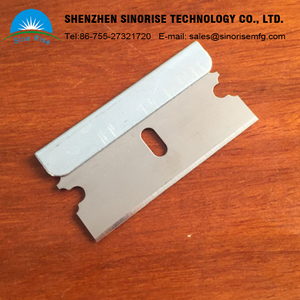 China suppliers OEM High quality Stainless Steel single edge razor blades