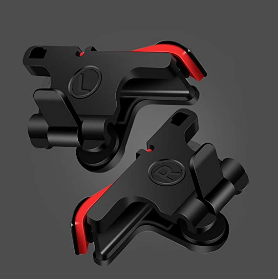 Amazon Top Selling D9  L1R1 Mobile Game Trigger Joystick Gamepad for Android iPhone