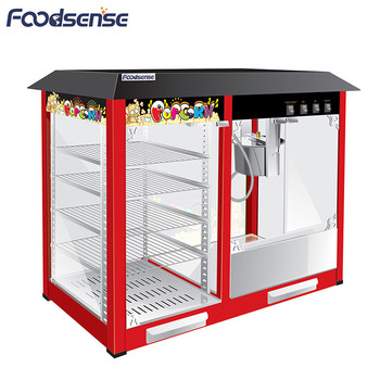 2019 Hot Sale Commercial Stainless Steel Electric Industrial Popcorn  Machine Price With Ce Certificate - Buy Popcorn Machine,Popcorn Machine