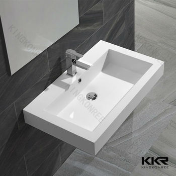 Latest Arrival Different Types Rectangular Italian Design Wash Basin