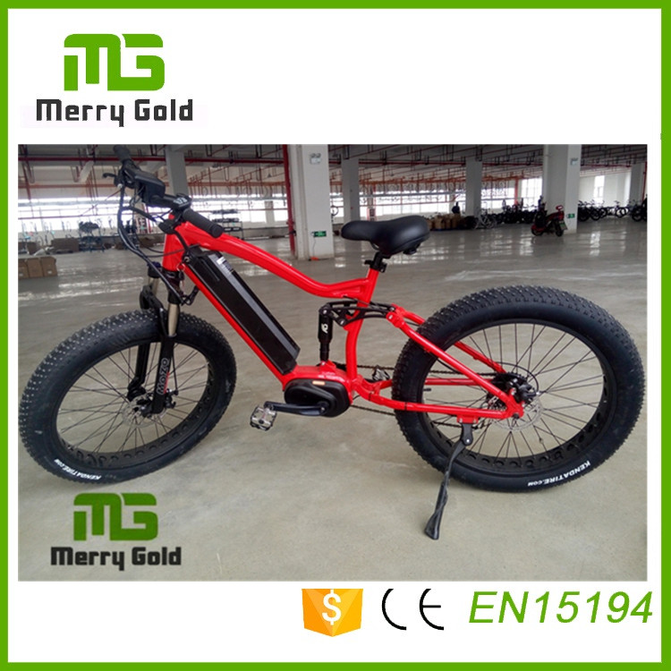 China powerful ebikes 48v 1000w fat tire electric bicycle e bikes with 13ah lithium battery