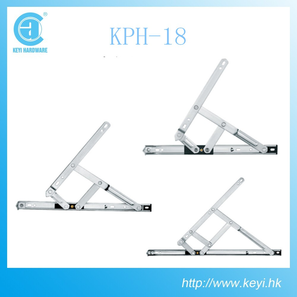 KPH-18, 18mm stainless steel friction stay, window hinge