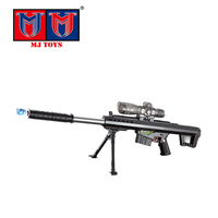 Hot high quality toy model gun, kids plastic gun toy with water bullet