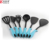 6 Kitchen Tools Cooking Spoon Soup Ladle Slotted Turner Spaghetti Nonstick Nylon Kitchen Utensil Set Cooking Utensil