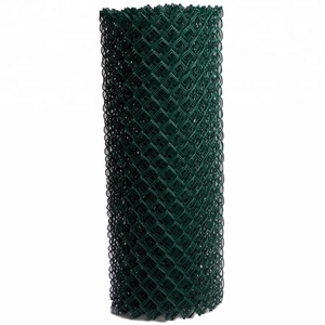 Factory Price High Quality Hot Dip Galvanized Chain Link Fence for Sport Field