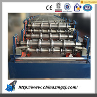New product wall panel roof tile making machinery, colored metal steel panel roll forming machine