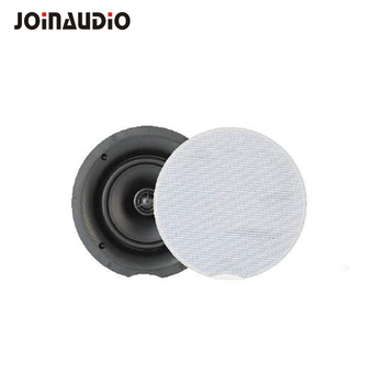 "High quality Home theater audio background 8"" in-ceiling passive speaker for houses and condominiums"