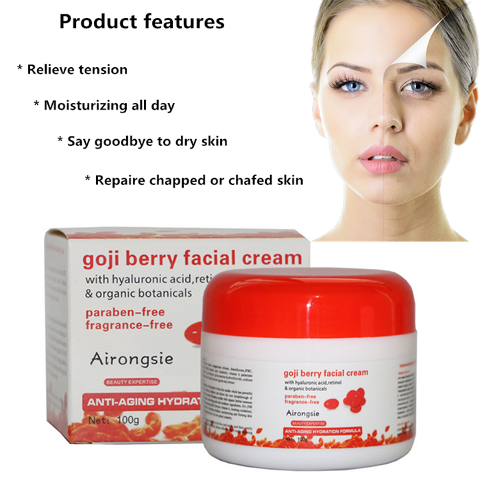 goji cream side effects