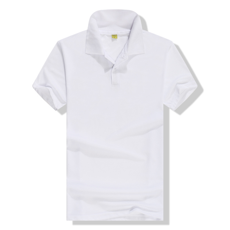 Branded Clothes Reflective Print Man's Polo T-shirts