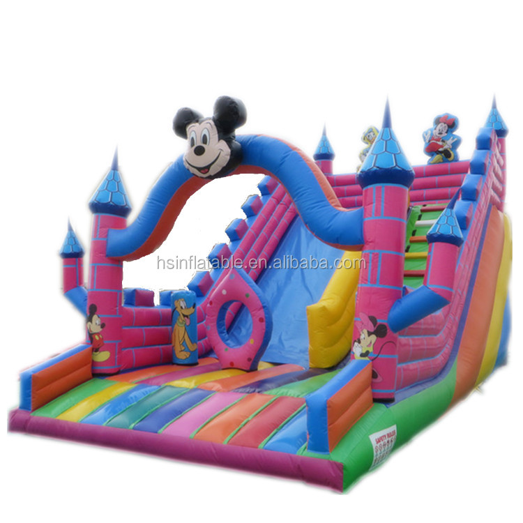 Mickey Mouse Clubhouse Bounce House Inflatable Bouncy Castle With Water Slide For Kids Adults Buy Inflatable Bouncy Castle With Water Slide Bounce House Slide Inflatable Bouncer Slide Kids Product On Alibaba Com