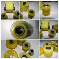 auto patrts bushes PU Bushing/rubber bushing/suspension rubber bushing