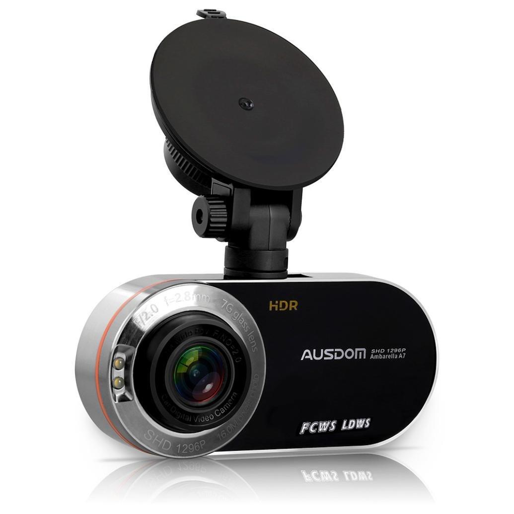 Dash Cam, Keepfit 2.7'' Full HD 135 Degree Car Vehicle Camera DVR Video Recorder Carcorder with G-sensor