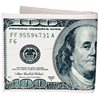 Novelty Gift Currency dollar wallet / Canvas wallet / US dollar purse