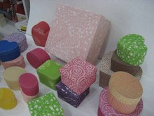 Jewelry Boxes, Art Boxes, Gift Boxes And Coluor Boxes