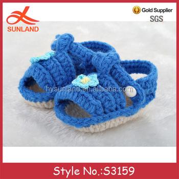 S3159 Desain Baru Bayi Laki Laki Perempuan Pola Gratis Knitted Bayi