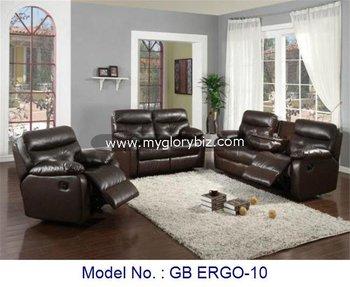 Recliner Pu Pvc Sofa Set Furnitureliving Room Synthetic Leather Sofa Furnitureliving Room Set With Classic Design Buy Elegant Living Room