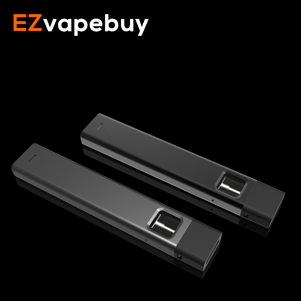 Hot closed system pod ecig disposable cbd vaporizer