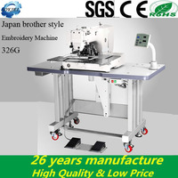 Japan brother automatical Electric pattern industrial embroidery sewing Machine