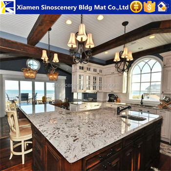 High End Kitchen Islands For Sale Bianco Antico High End Kitchen Island  Granite