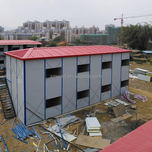 Labor camp accommodation prefabricated house for france