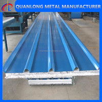 Metal Roofing Auzinc Color Coated Floor Tiles
