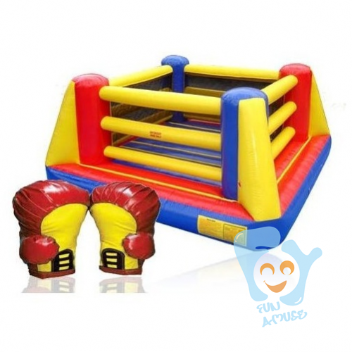 hot sale MOQ 1set <strong>inflatable</strong> wrestling ring for kids