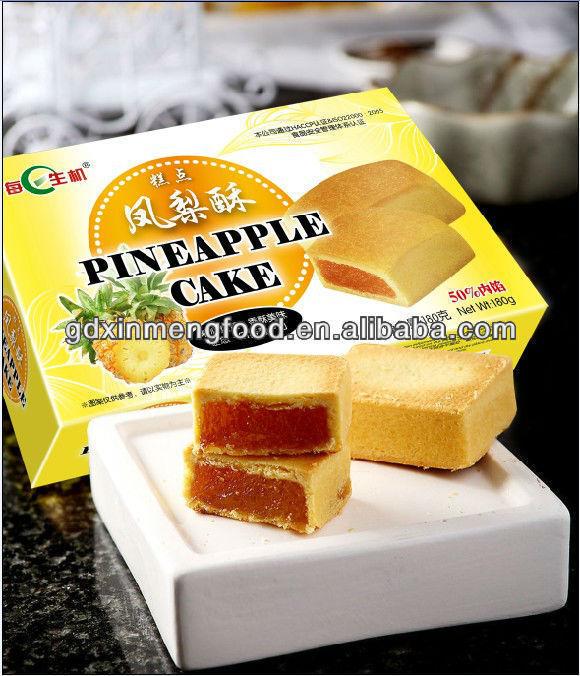 Taiwanese Pineapple Cake History