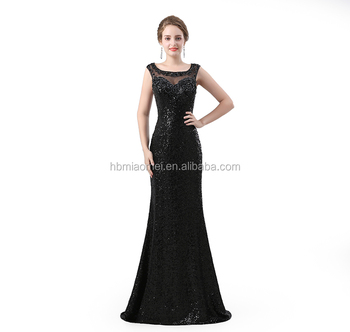 elegant long evening dresses