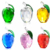 Hot selling crystal fruitexquisite crystal fruit decorative crystal glass fruit