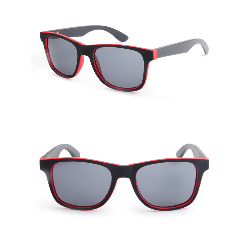 Sunglasses 2020 trendy new fashion special design wholesale bulk buy China wooden sunglasses