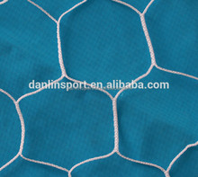 Custom Cheap High quality Football Tennis Net Hexagon Soccer Goal Net Training Football Mesh Net Price for Sale