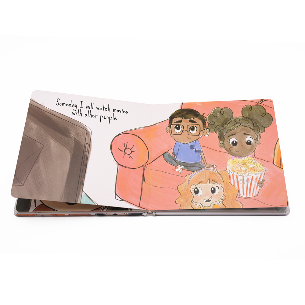 custom printing children cardboard covers board <strong>book</strong> english story personalized <strong>book</strong> for kids