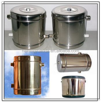 Stainless Steel Solar Water Heater Tank Assistant Tank