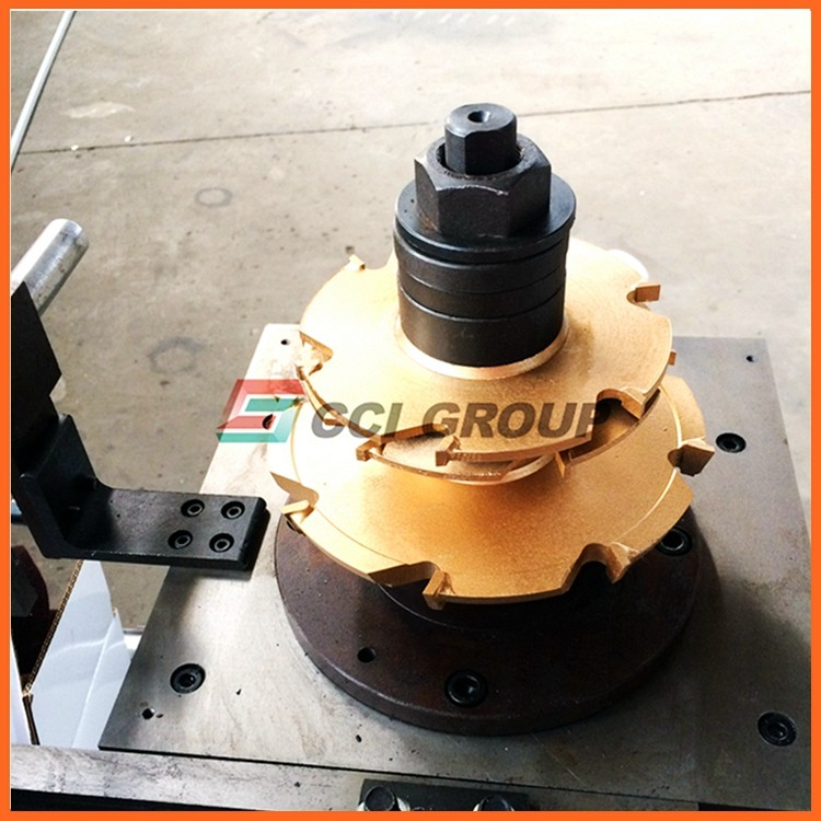 19.end milling machine tool for aluminium doors