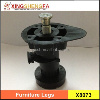 Superb Plastic Leveling Feet Kitchen Base Cabinet Adjustable Legs With Screws