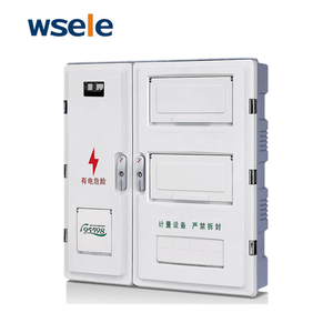 SMC Electric Meter Box cable distribution cabinet KW outdoor meter box