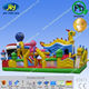 Giant inflatable fun city, Inflatable Fun Island, Funworld Inflatables
