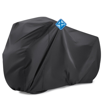 Bike Covers Polyester Bicycle Rain Cover Waterproof