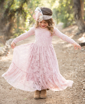 Newborn Dress For Baby Girl Christening Gown 1st Birthday Outfits ...