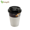Promotion Custom Printed Plastic Disposable Coffee Cups
