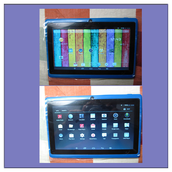 shenzhen factory low price 7inch Q88 A13 tablet pc mid android 4.1 mini pc