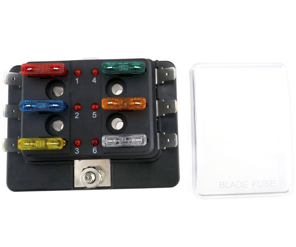 WRG-9423] A Marine Fuse Box Wiring on