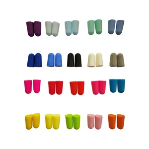 A Large Supply Of Factories Bullet Soundproof Pu Foam Ear Plug Noise Cancelling Earplugs
