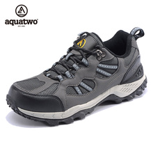 Four season Waterproof High abransion Fashion Breathable Hiking/Trekking Men Shoes